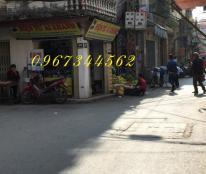 Đất chính chủ Văn Quán 1,7 tỷ 2 mặt thoáng ô tô đỗ cách 20m gần UBND Văn Quán. 0967344562