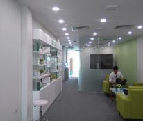Cho thuê văn phòng mặt phố Tây Sơn, Đống Đa, DT trên 40m2.