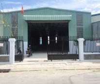 Cho thuê đất có nhà xưởng 300m2 tại Thái Nguyên, Sông Công, khuôn viên đất 1000m2, giá rẻ