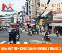 Mua ngay nhà mặt tiền đường khu trung tâm thành phố, gần Hồ Xuân Hương, gần chợ Đà Lạt