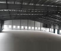 Cho thuê nhà xưởng tại Bắc Giang, Yên Dũng ở KCN Song Khê - Nội Hoàng 4000m2, điện 400KVA