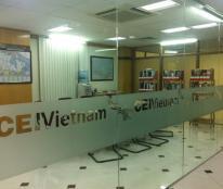 Cho thuê gấp văn phòng 35m2 phố Tôn Đức Thắng. Giá rẻ nhất thị trường