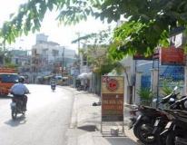 Cho thuê đất mặt tiền đường Thảo Điền, vị trí đẹp, đối diện siêu thị An Phú. Giá 55 triệu/tháng