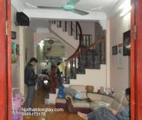 Bán nhà Trương Định. Dt 30m2, 4 tầng, mặt tiền 3,5m. giá 1,97 tỷ