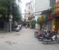 Bán nhà phân lô Nguyễn Khanh Toàn, quận Cầu Giấy, 62m x 5t, lô góc kinh doanh, ô tô tránh.