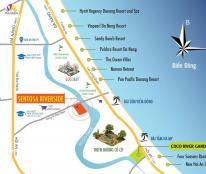 Khu biệt thự chuẩn Singapore, mặt tiền sông giá rẻ tại dự án SENTOSA *0983.464.828*