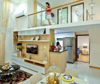 Cho thuê căn hộ mới ở Nguyễn Duy Trinh Q2. 79m2, 8.6 tr/th, có gác lửng