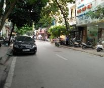 Bán nhà 33m2 x 4 tầng mặt phố Nguyễn Thái Học, Hà Đông, kinh doanh cực tốt.