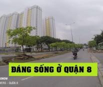 Cho thuê căn hộ chung cư tại Quận 8, Hồ Chí Minh, diện tích 73m2, giá 7.5 triệu/tháng