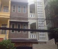 Cho thuê nhà 128/1B Trần Quốc Thảo, quận 3, diện tích 6x25