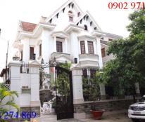 Cho thuê villa 171 Nguyễn Văn Hưởng, phường Thảo Điền, Q2, có hầm, có hồ bơi, full nội thất