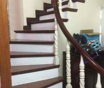 Bán căn hộ 77m, 3 ngủ, 2 tầng ngõ 75 phố Vĩnh Phúc, Hoàng Hoa Thám