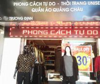 Bán nhà mặt phố Trương Định. Diện tích 80,5m giá 10 Tỷ 465 Triệu (130tr/m)