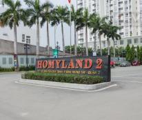 Bán căn hộ chung cư Homyland 2, Quận 2, HCM. Diện tích 76m2, giá 1 tỷ 950 tr