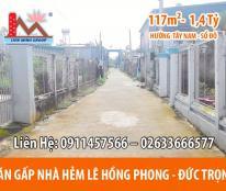 Bán nhà riêng tại Xã Liên Nghĩa, Đức Trọng, Lâm Đồng diện tích 117m2 giá 1.4 Tỷ
