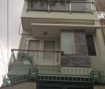 Bán nhà Nơ Trang Long, p7, Bình Thạnh; 4,5x 20m = 95m2, giá: 5,5tỷ.
