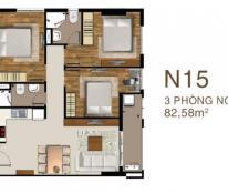 Saigon Mia, căn hộ giành cho giới thượng lưu, 3PN 82m2 chỉ 2,8 tỷ, giảm ngay 150tr khi ký HĐ
