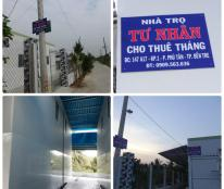Nhà trọ mới xây P. Phú Tân, TP Bến Tre