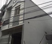 Bán nhà 1 trệt, 1 lầu, hẻm 132 đường Nguyễn Văn Cừ, đối diện bảo hiểm xã hội