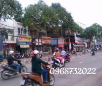 Cho thuê nhà nguyên căn 2 mặt tiền đường Quang Trung, giá 47tr/th