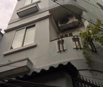 Bán nhà hẻm 100 Bùi Minh Trực, phường 5, quận 8