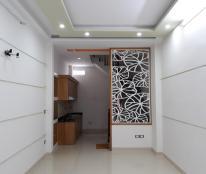 Bán nhà Đội Cấn,Vĩnh Phúc, Ba Đình, DT34m2 x 5 tầng mới tinh, oto đỗ cách 10m 3,35tỷ