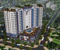Bán căn hộ chung cư tại dự án HQC Bình Trưng Đông, Quận 2. DT 54.47m2, 1.1 tỷ, với nội thất cao cấp