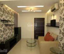 Cho thuê biệt thự Hưng Thái, PMH, Quận 7, nhà mớI, sàn gỗ, nội thất Châu Âu