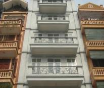 Cho thuê nhà mới xây 5 tầng, mặt đường Trần Nguyên Hãn, MT 4.5m