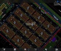 Bán đất ô góc hai mặt tiền khu TĐC Bãi Muối, giá cực sốc