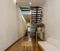 Nhà mới xây mặt đường Tô Hiệu, cần cho thuê gấp, DT 54m2, giá 15tr/th
