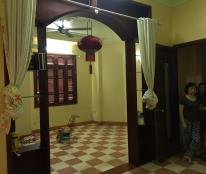 Siêu rẻ cho thuê nhà riêng Hào Nam - Hoàng Cầu 55m2, 4 tầng, 8 tr/tháng, gần đủ đồ