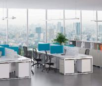 Cho thuê tòa nhà văn phòng 9 tầng, 115m2 tại mặt phố Chùa Láng, 7.2m mặt tiền