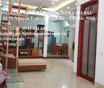 Cho thuê nhà có 5 phòng khép kín tại khu đô thị Dabaco, TP.Bắc Ninh