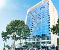Sacomreal cho thuê tầng trệt tòa nhà mặt tiền Hoàng Văn Thụ 298 m2