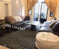 Cho thuê nhà 4 phòng ngủ đủ nội thất phường Bình An Quận 2. Giá 25 triệu/tháng.