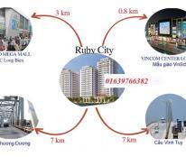 Bán căn hộ chung cư tại Dự án Ruby City 3, Long Biên, Hà Nội diện tích 45m2 giá 750 Tỷ
