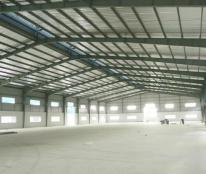 Cho thuê nhà xưởng tại Phả Lại Hải Dương 1200m2 (25mx48m) có VP 200m2