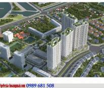 Chung cư Gelexia Riverside 885 Tam Trinh bán căn 2N và 3N (E1) đẹp nhất dự án: 0989 681 508