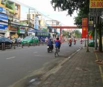 Bán nhà mặt tiền đường Quang Trung, P. 8, Q. Gò Vấp, DT 15mx40m (600m2)