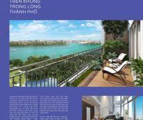 Bán căn hộ Duplex Penthouse- Vinhomes Central Park DT 430m2 vị trí trung tâm, view sông