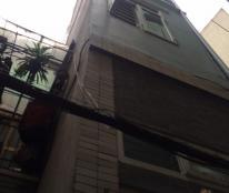 Bán nhà Thụy Khuê 27m2, 4 tầng, giá 2,2 tỷ