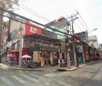 Cho thuê nhà góc 2 mặt tiền đường, tập trung tâm thương mại Cần Thơ