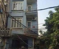 Cho thuê nhà riêng Minh Khai, DT 38m2, 4 tầng