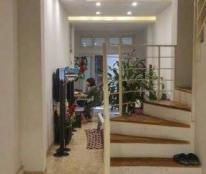Cho thuê nhà riêng Kim Ngưu- Trần Khát Chân 50m2, 2,5 tầng đủ đồ