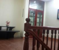 Cho thuê nhà riêng mới đẹp Võ Thị Sáu, DT 36m2, 5 tầng