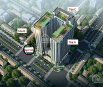 Cho thuê trung tâm thương mại, sàn văn phòng dự án Central Field 219 TRung Kính, Cầu Giấy
