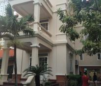 Cho thuê villa mặt tiền Xuân Thủy, Thảo Điền