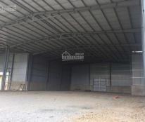 Cho thuê kho xưởng 1200m2 ngay cầu Sài Gòn, đường Trần Não, giá 231 nghìn/m2/tháng