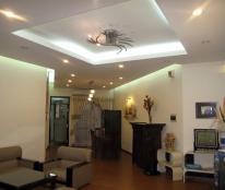 Cho thuê căn hộ N05 Trần Duy Hưng, diện tích 165m2, 3PN, full nội thất đẹp, giá cho thuê là 17tr/th